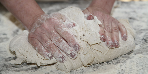 Sourdough/Advanced breadmaking workshop; learn to make Sourdough